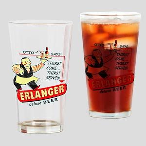 erlangerbeerdark Drinking Glass