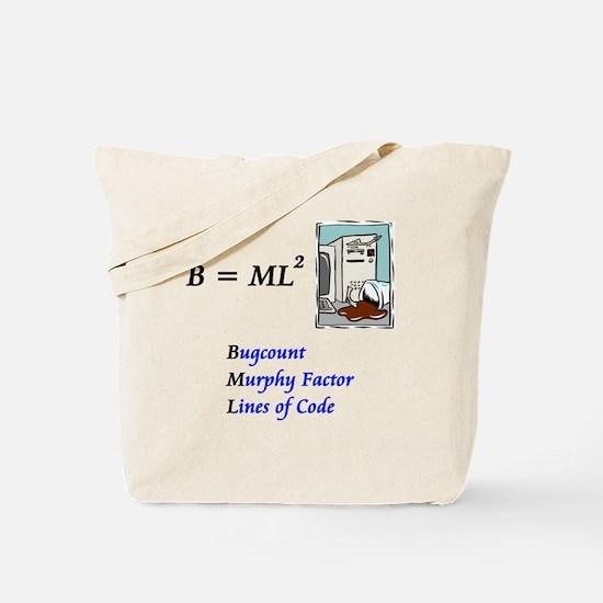 B=ML2_ShirtFront Tote Bag