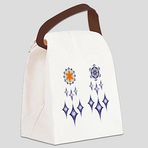 MOBILE-1 copy Canvas Lunch Bag