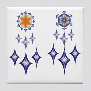 MOBILE-1 copy Tile Coaster