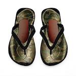 Camo Pointe Shoes Flip Flops