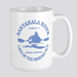 Nantahala River (kayaker) Mugs