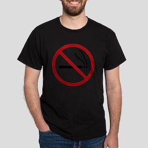 no-smoking-b_111003 Dark T-Shirt