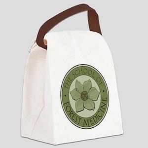 TSFM_logo Canvas Lunch Bag