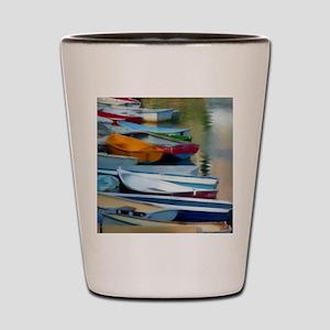 Rowboat-Row Shot Glass