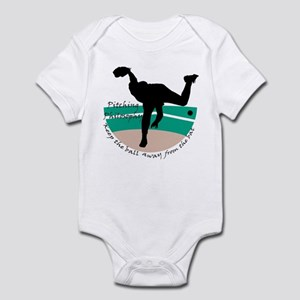Pitching Philosophy Infant Bodysuit