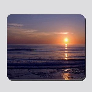 Sunrise Over Atlantic Mousepad
