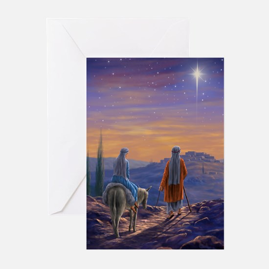 563 Mary and Joseph Greeting Cards (Pk of 10)