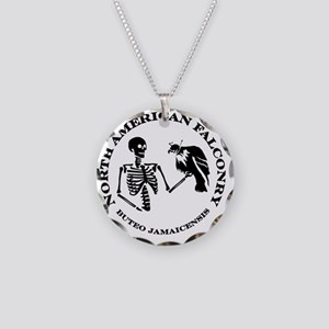 NAF buteo Necklace Circle Charm