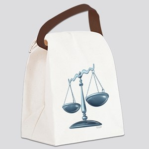 scale_of_justice Canvas Lunch Bag