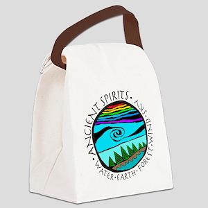 224bg AncientS Ocean  Canvas Lunch Bag