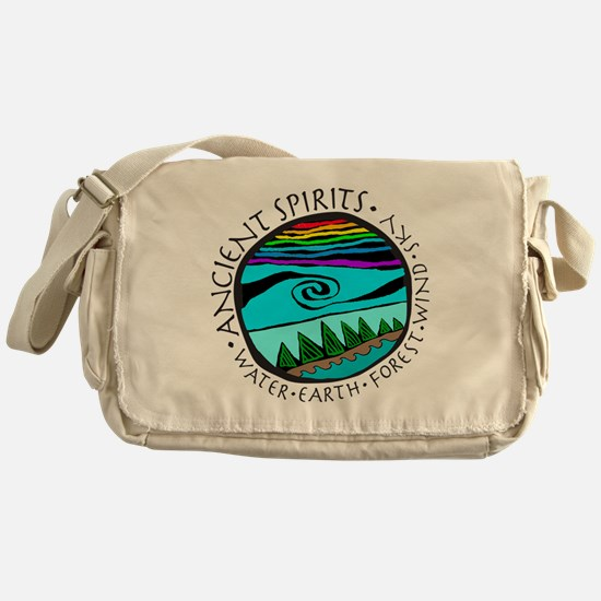 224bg AncientS Ocean  Messenger Bag
