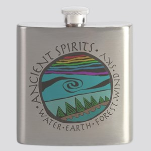 224bg AncientS Ocean  Flask