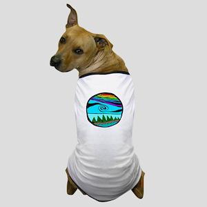 223wt AncientS ocean Dog T-Shirt