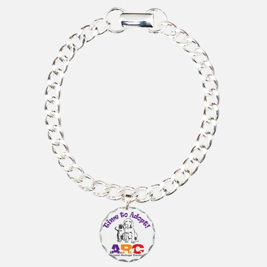 2-time_to_adopt Bracelet
