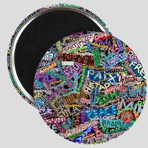 graffiti_peace_international Magnet
