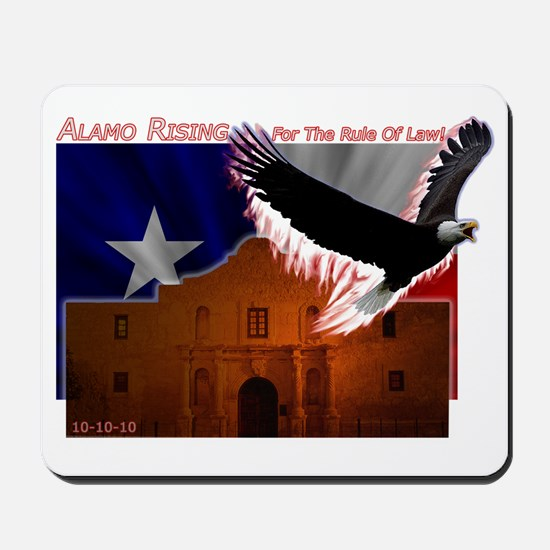 Alamo Rising Dark Mousepad