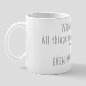 Mondays possible God lt Mug
