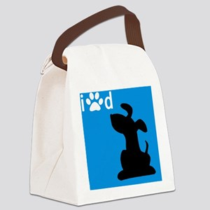 ipawd Canvas Lunch Bag
