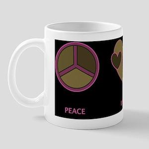 1GENERAL HOSP PEACED Mug