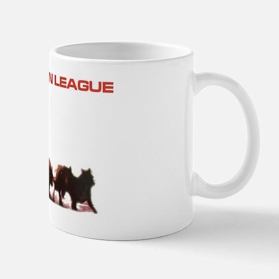 Human League - Travelogue Mug