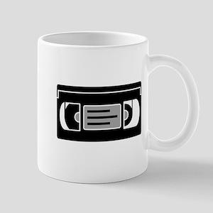 VHS Cassette Tape Mugs