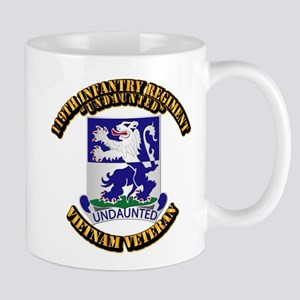 Army - 119th Infantry Regiment Mug