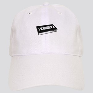 VHS Cassette Tape Baseball Cap
