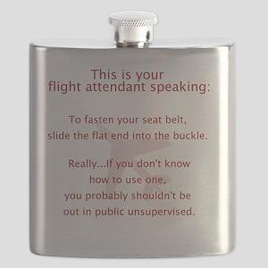 FASeatbelt Flask