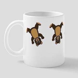 CartwheelBrownBears Mug