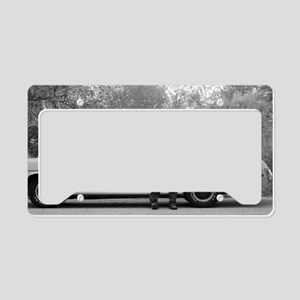 Plymouth License Plate Holder