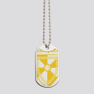 Arms of the IFCCS Dog Tags