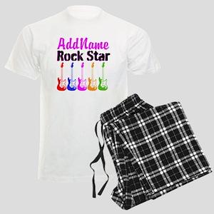 ROCK STAR Men's Light Pajamas