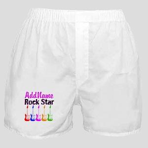 ROCK STAR Boxer Shorts