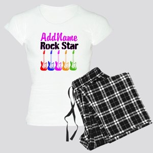 ROCK STAR Women's Light Pajamas