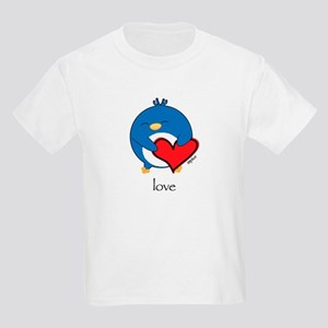 Pengy Love Kids T-Shirt