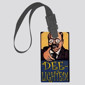 ART Deelighted new Large Luggage Tag