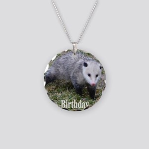 BDPossGrtCd Necklace Circle Charm