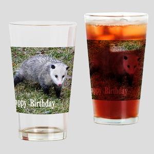 BDPossGrtCd Drinking Glass