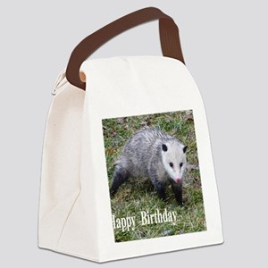 BDPossGrtCd Canvas Lunch Bag