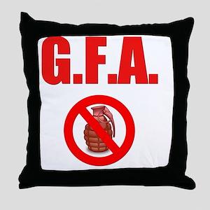 GFA Throw Pillow