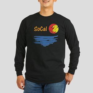 socal Long Sleeve Dark T-Shirt