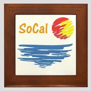 socal Framed Tile