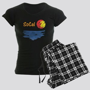 socal Women's Dark Pajamas
