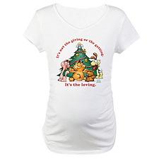 It's The Loving Maternity T-Shirt