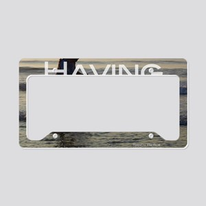 HavingAVisionT License Plate Holder