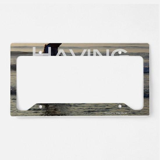 HavingAVisionT License Plate Holder