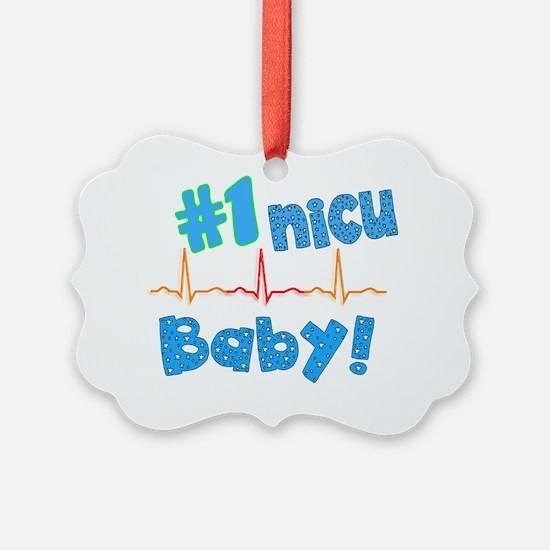 NICU Baby Ornament
