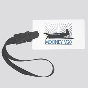 Aircraft Mooney M20 Luggage Tag