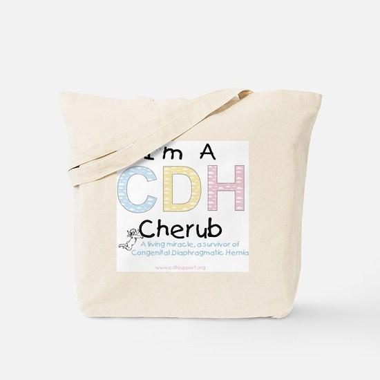 CDHcherub Tote Bag